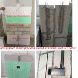 De Weerstand van de aardbeving en de Vuurvaste EPS Raad van de Muur van het Cement van de Sandwich