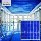Oferta Especial de textura de cor azul escuro da piscina exterior do Mosaico de Imagens