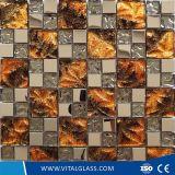 Het gemakkelijke Schoonmakende Mozaïek van het Glas voor Muur/Meubilair