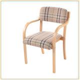 صلبة [كرفي] [بيش ووود] يعيش غرفة كرسي تثبيت