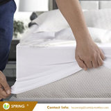 errore di programma di base del cotone 100-Percent, acaro della polvere & protezione del materasso di controllo di allergia, 16-Inch pieno