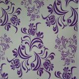 Motif décoratif en acier de l'impression couleur d'impression feuille d'acier
