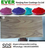 Populares Pantone Color Ral polvo Paintting Interior Interior