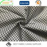 Напечатанный поплин 100% хлопка выравнивающ ткань для куртки пальто костюма или ткани связи