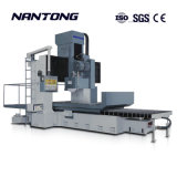 Haz doble amoladoras angulares de pórtico CNC, máquina de moler abrasivos