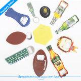 Soem kundenspezifischer Belüftung-Gummiflaschen-Öffner mit preiswertem Preis für Verkauf