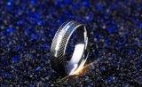 Retro Aangepaste Enige Ring van de Vinger van Mensen