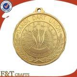 Medalla barata del recuerdo de la medalla de encargo al por mayor del metal