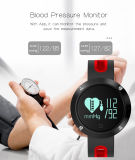 Het nieuwe Dm58 Horloge van de Sporten van de Drijver van de Fitness van de Bloeddruk van het Horloge van het Tarief van het Hart Slimme IP68 Waterdichte Voor Androïde Ios & Ios