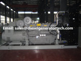 do motor Diesel principal de Perkins do gerador da potência de 120kw 150kVA gerador elétrico