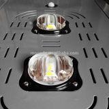 高い内腔の動きのSersorの統合された太陽エネルギーLEDの街灯60W