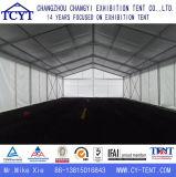 Большой напольный алюминиевый водоустойчивый промышленный шатер ангара хранения