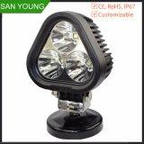 30W КРИ светодиодный фонарь рабочего освещения для тракторов рабочей