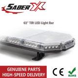 警察のトラフィック車のための主な63inch Tir LEDのライトバー