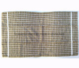 OEMの農産物80%の綿20%ポリエステルカスタムクリーム色のジャカード織り方のテリーの台所タオル