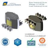 Transformateur à haute fréquence d'inverseur de carte de commutation