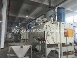 Máquina que introduce para la ventana del PVC y la línea de Extusion del perfil de la puerta