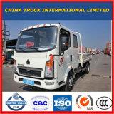 Sinotruk HOWO Vrachtwagen van de Lading van 3.5 Ton de Lichte Mini4X2 Kleine