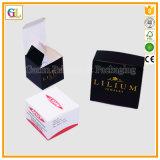 カスタム贅沢は化粧品のパッケージの紙箱に香りをつける