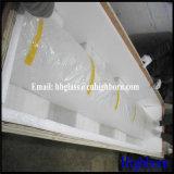 La pureza del opaco de tamaño grande tubo de cristal de cuarzo.