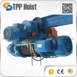 élévateur de levage électrique de câble métallique des matériaux de construction 2000kg CD1 à vendre