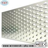 Heißes Verkaufs-perforiertes Metallaluminiumblatt-Zaun Yhycompany