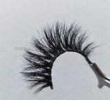 luxuriöses 100% handgemachtes starkes langes Haar-weiche Wimper des Nerz-3D