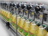 El aceite de cocina lineal automático Máquina de Llenado de aceite de oliva Fabricación