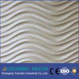 Eco-Friendly панель стены волны влияния 3D