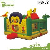 安くおかしい子供の販売のための膨脹可能な警備員の城