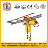 Gru elettrica della fune metallica della macchina della costruzione con Ce/SGS