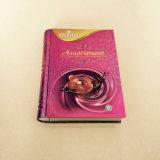책 모양 선물 음식 사탕 주석 상자