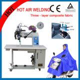 靴/Raincoatのための熱気の継ぎ目のシーリング機械