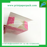 만화 시리즈 분홍색 엄밀한 마분지 향수 장식용 수송용 포장 상자
