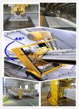 Le pont en pierre en granit de machines a vu la machine pour les partie supérieure du comptoir (Hq700_