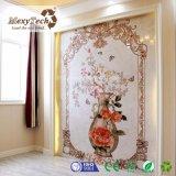 El panel de pared de la decoración interior WPC del estilo chino