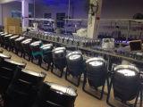 Ninguna iluminación blanca de la etapa del teatro 36PCS*5W del CREE silencioso del ventilador LED