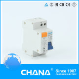 電子タイプ240VAC 1p 6ka 16A 3ka 30mA RCBO