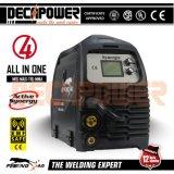EMC утвердил 230 V-One-Tpuch ЖК-дисплей Mag-Stick-ММА-MIG сварочный аппарат