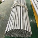 Tubo de acero inoxidable retirado a frío de ASTM A312 Tp316 Smls (KT0619)