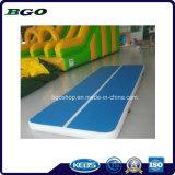 Estera de salto inflable del aire de la pista de aire de la estera para la gimnasia