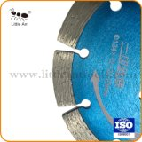 5 pouces de 134 mm Outil Lame de scie de diamant diamant pour Marbre Granit pierres en céramique