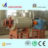 Máquina de secagem horizontal de vácuo da grade
