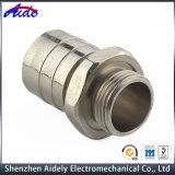 Peça de giro do CNC do cobre do metal da elevada precisão para o espaço aéreo