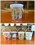 Weihnachtskonserviert mini kleines Wannen-Zinn-Kasten-Geschenk Süßigkeit-Kasten