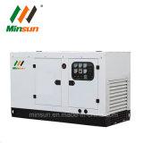 Große Pferdestärken-elektrische Einspritzung-Dieselgeneratoren mit Kabinendach-Diesel-Generator