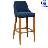 Продажа ткани подушки сиденья металлических современной мебелью бар место Председателя