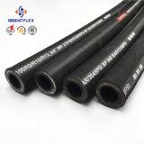 En caoutchouc haute qualité du tuyau flexible hydraulique