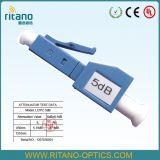 Atenuador ótico 2dB da fibra Male-Female da única modalidade de Lcapc com 1310/1550nm