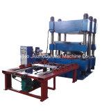 Rubberen Vulcanising-apparatuur met zes kolommen/rubberen persmachine